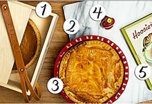 FAVORITE PICKS FOR BAKING FALL PIES